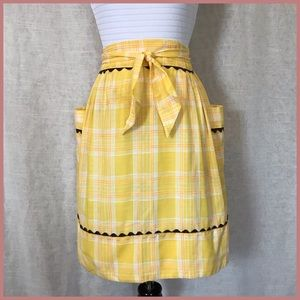 Accessories - Sunny Yellow Apron
